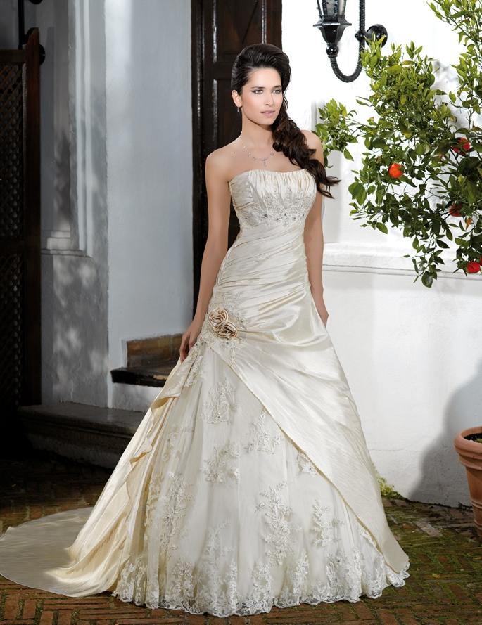 Свадебные платья 2014 луганск 3